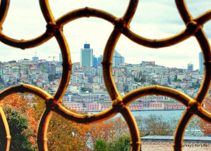 Topkapi Palace Views