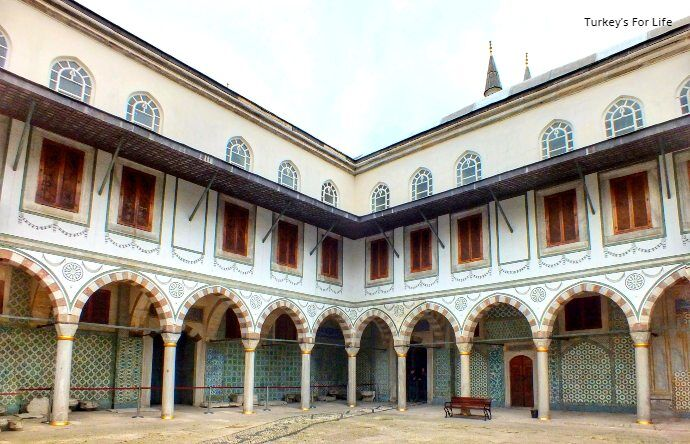 Valide Sultan Apartments