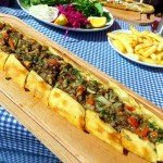 Lighthouse Restaurant – Simple & Colourful Dining Along Çalış Beach