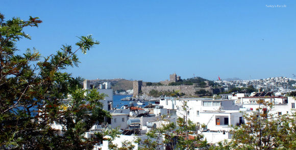 Bodrum Views From Ağan Pension