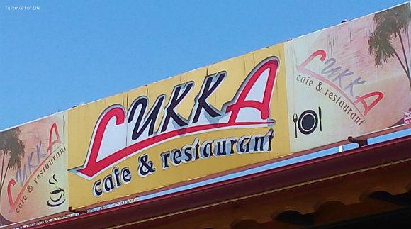 Lukka Cafe And Restaurant, Çalış Beach
