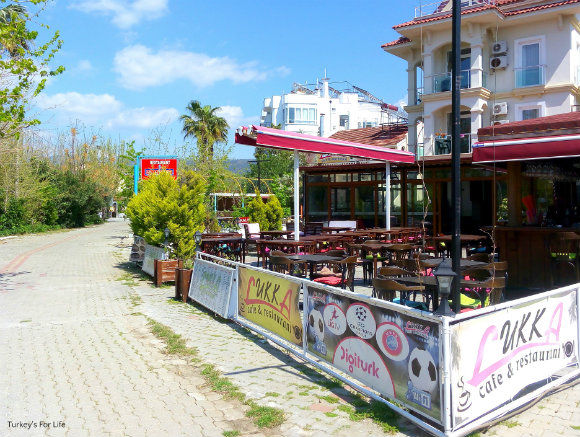 Lukka Bar & Restaurant At Çalış Beach