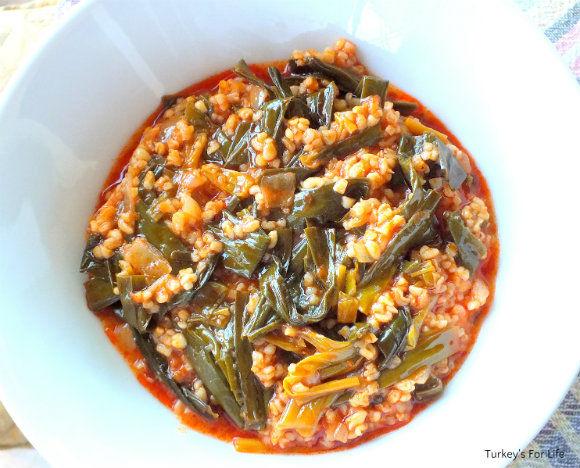 Edible Weeds Recipe