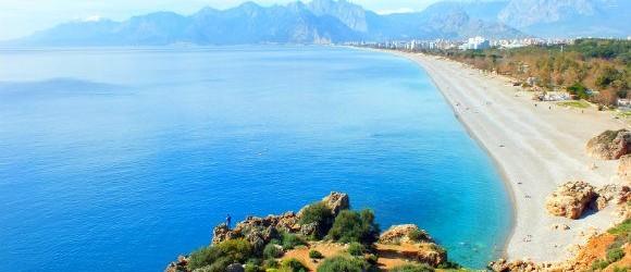 Konyaaltı Beach View