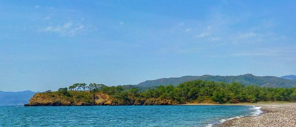 Karaot Beach, Fethiye