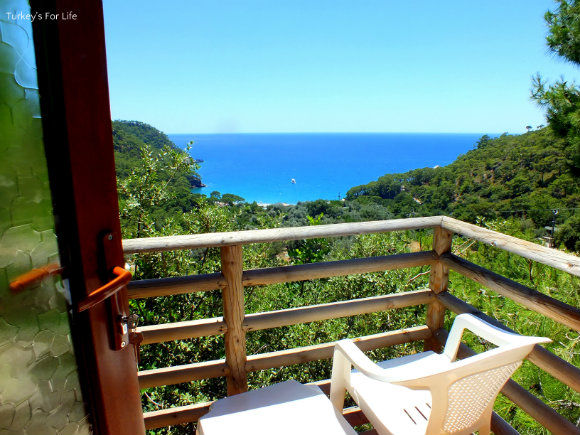 Our Balcony At Tree House, Kabak