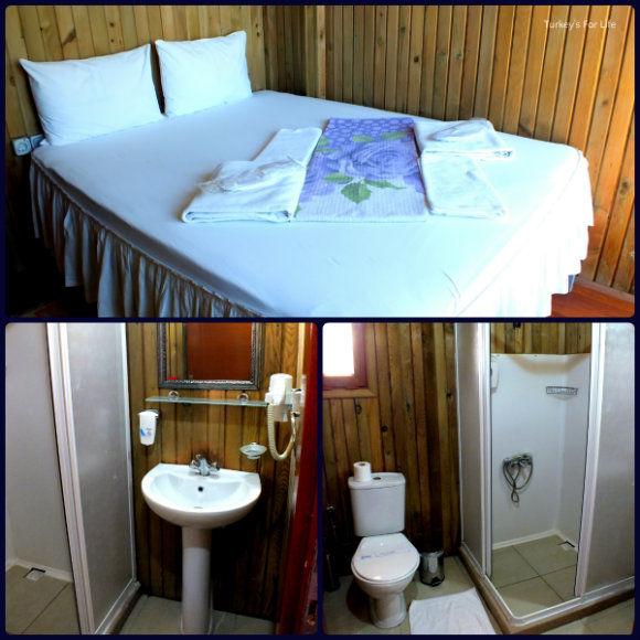 Tree Houses Rooms In Kabak Koyu