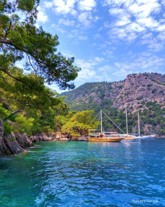Fethiye Daily Boat Trip
