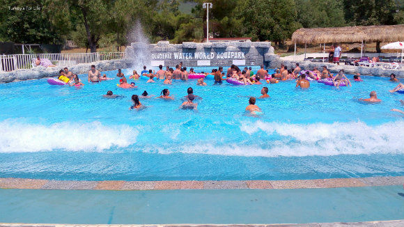 Wave Pool At Ölüdeniz Water World