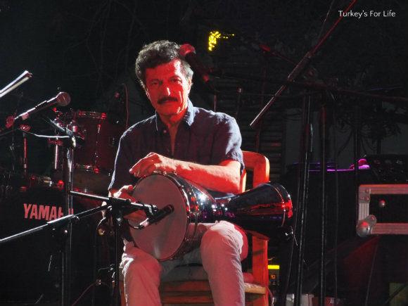 Burhan Öçal At Roots Music Festival