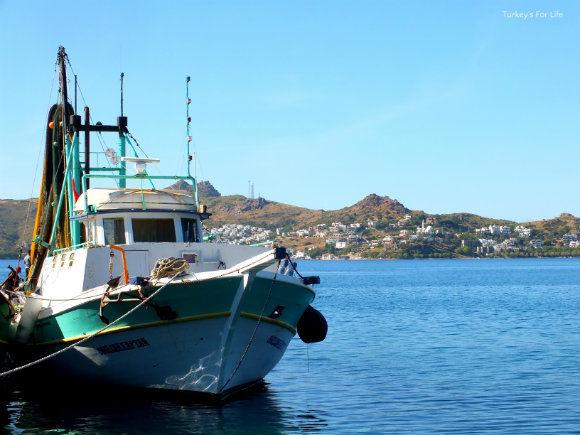 Yalikavak Fishing Boat