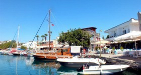 Dipping Our Toes Into Yalıkavak On Turkey's Aegean