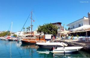 Yalikavak Harbour