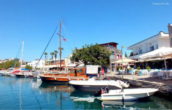 Yalıkavak Harbour
