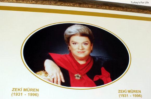 Zeki Müren 1931-1996