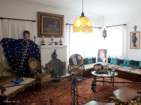 Lounge In Zeki Müren Arts Museum
