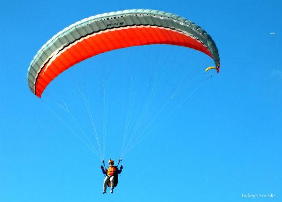 Ölüdeniz Air Games Paraglider