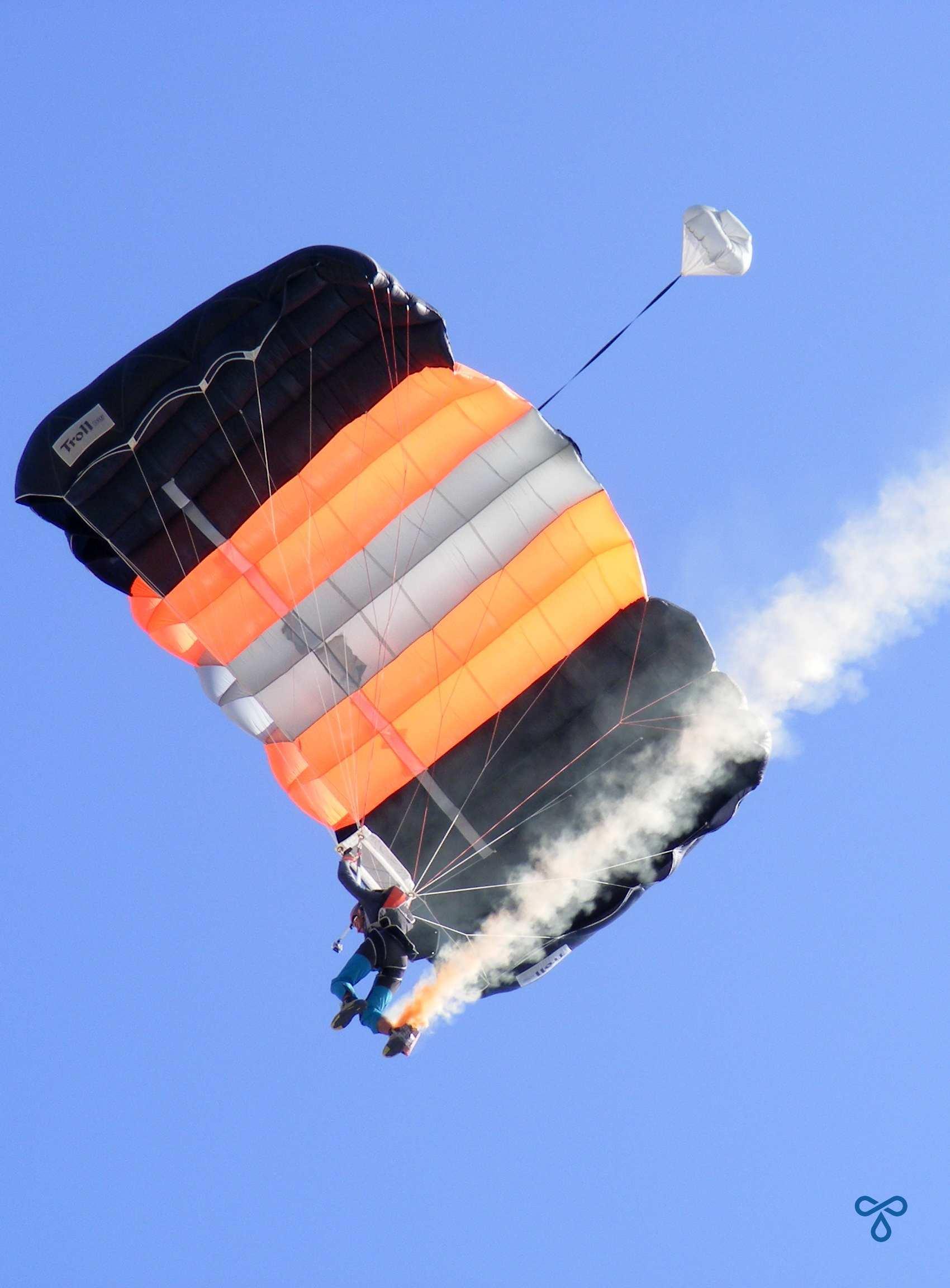 Ölüdeniz Air Games Skydiver