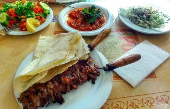 Şehzade Cağ Kebabı, Istanbul