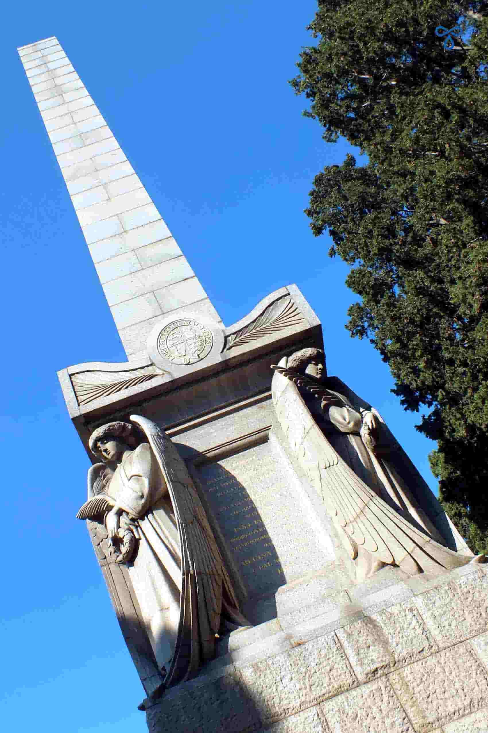 Huge Haydarpaşa Memorial