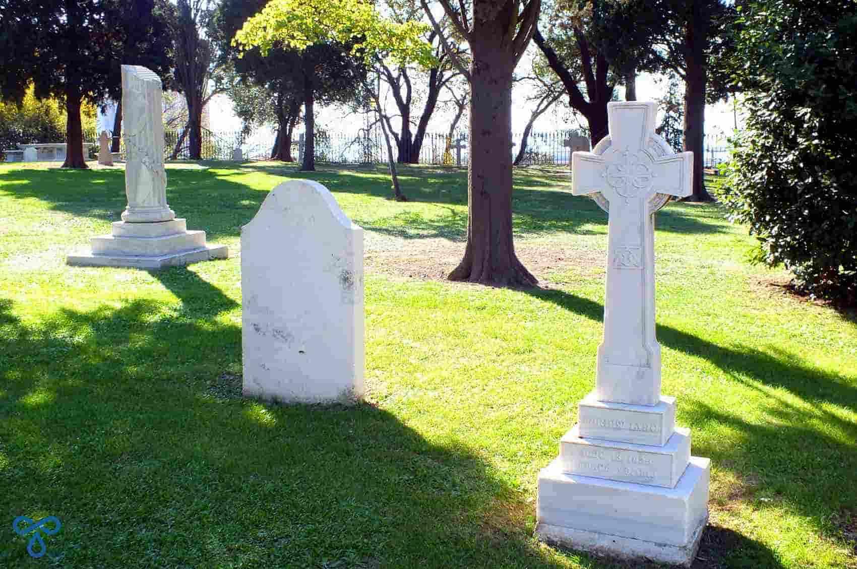 Haydarpaşa War Cemetery Gravestones