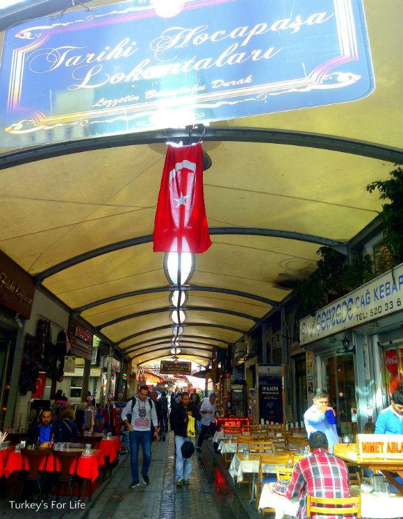 Hocapaşa Sokak Sirkeci Istanbul