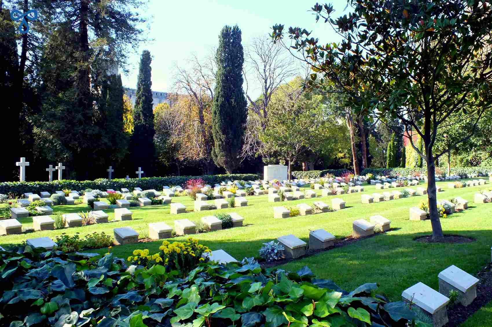 Soldiers Graves At Haydarpaşa Cemetery