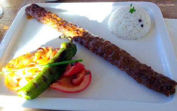 Adana Kebab, Çarıklı Et Restaurant