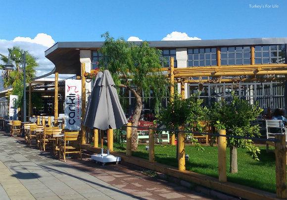 Çarıklı Et Restaurant, Fethiye Harbour