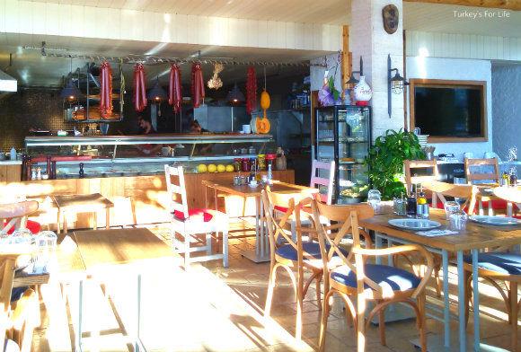 Çarıklı Et Restaurant Open Kitchen
