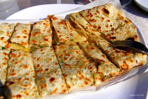 Gözleme, A Turkish Street Food Classic • Turkey's For Life
