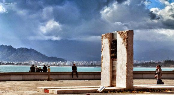 Cloudy Karaalioğlu Park