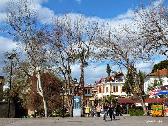 Kaleiçi From Karaalioğlu Park