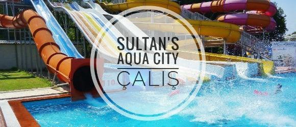 Sultan's Aqua City, Çalış – A Big Splash