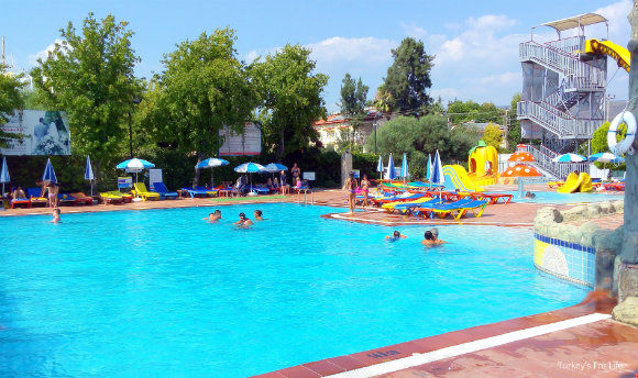 Calis Water Park Swimming Pool