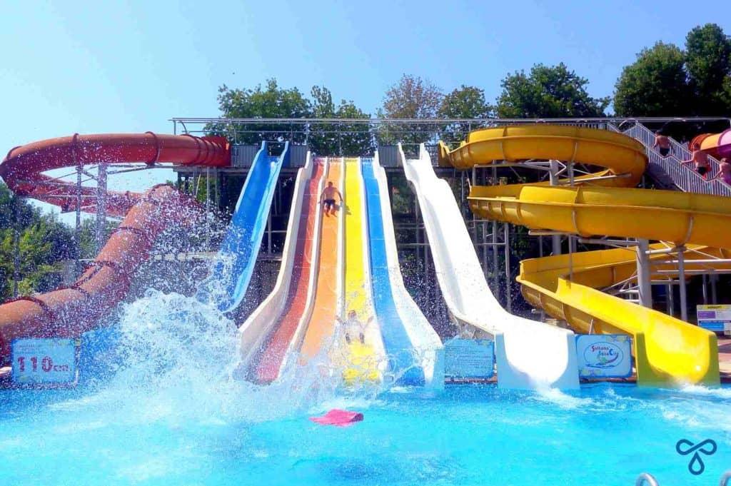 Sultan's Aqua City Water Slides