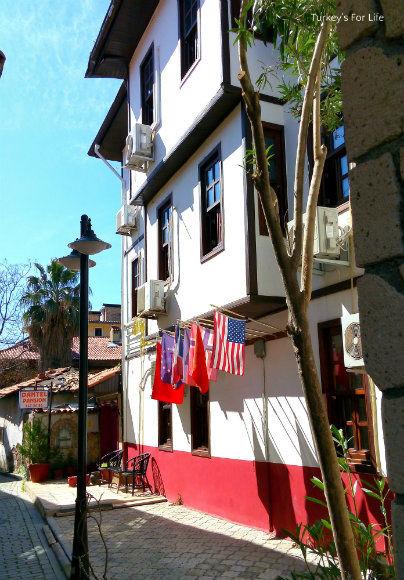 Dantel Pension Antalya
