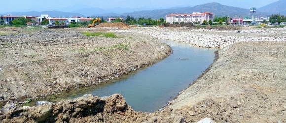 Fethiye Harbour Project