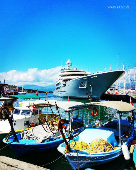 Super Yacht Fethiye