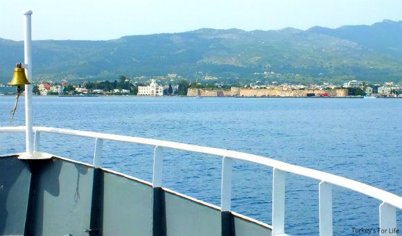Bodrum Ferry To Kos, Greece