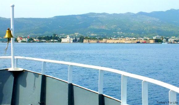 Bodrum Ferry To Kos, Greece