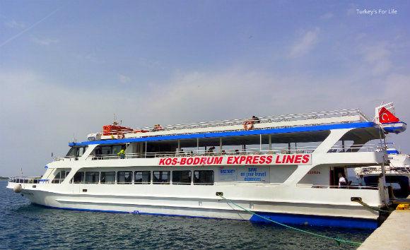 Bodrum Kos Ferry
