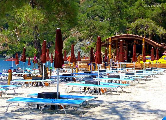 Beds And Umbrellas, Help Beach