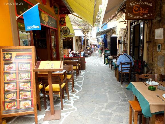 Kos Town Old City