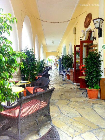 Kos Town Old Market