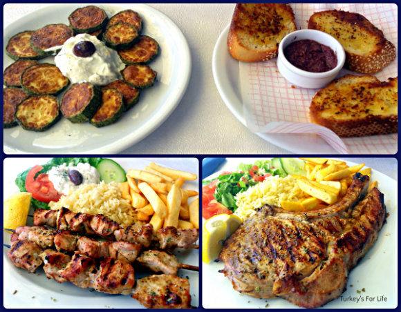 Ambrosia Restaurant, Kos Town