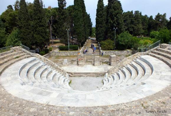 Roman Odeon, Kos Town
