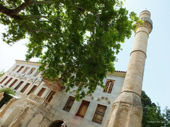 Mosque of Gazi Hasan Pasha, Kos