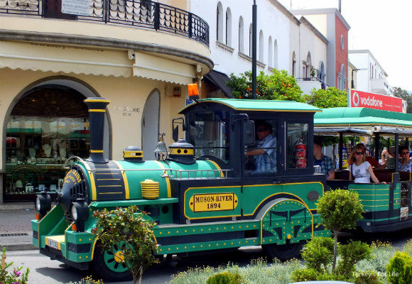 Kos Town Tour Train