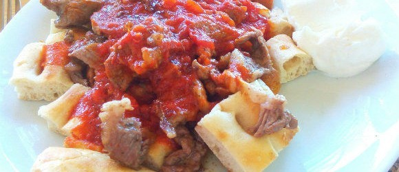 Recipe For Iskender Kebab